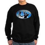 Caribou Maine Sesquicentennial Sweatshirt (dark)