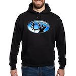 Caribou Maine Sesquicentennial Hoodie (dark)