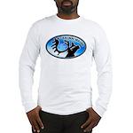 Caribou Maine Sesquicentennial Long Sleeve T-Shirt