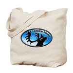 Caribou Maine Sesquicentennial Tote Bag