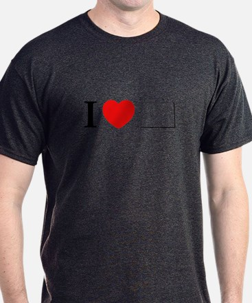 Cute I heart colorado T-Shirt