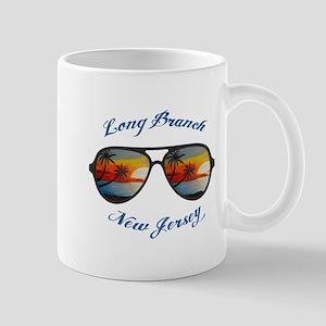 New Jersey - Long Branch Mugs