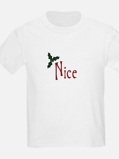 Nice Kids T-Shirt