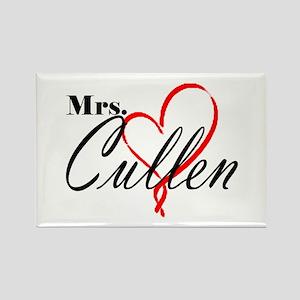 Mrs. Cullen Rectangle Magnet