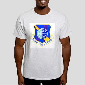 23rd Air Force Ash Grey T-Shirt
