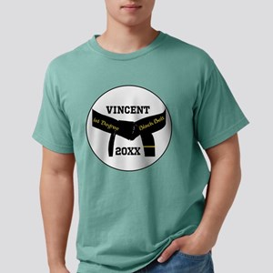 Custom First Degree Black Belt T-Shirt