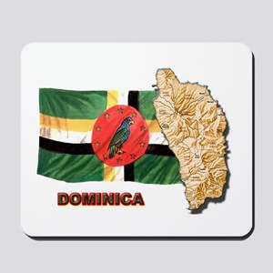 Dominica Mousepad
