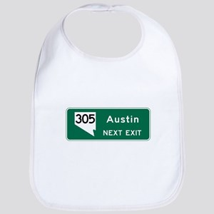 Austin, TX Highway Sign Bib