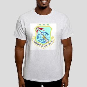 19th Air Force Ash Grey T-Shirt