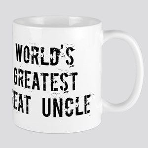 Worlds Greatest Great Uncle Mug