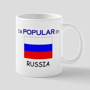 I'm Popular In RUSSIA Mug