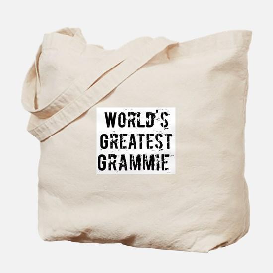 Worlds Greatest Grammie Tote Bag