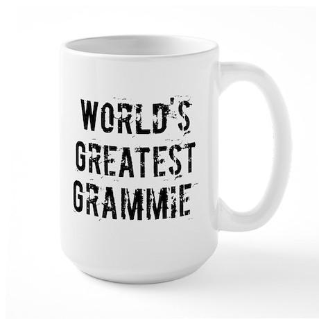 Worlds Greatest Grammie Large Mug