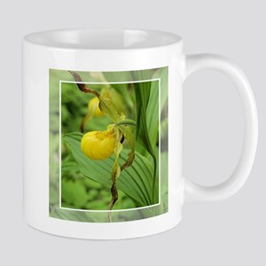 Yellow Ladyslipper Mug