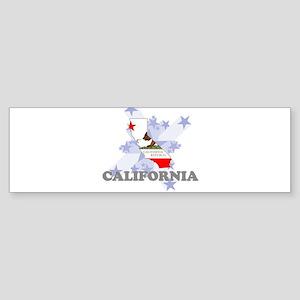 All Star California Bumper Sticker (10 pk)