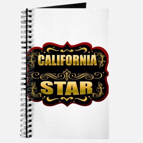 California Star Gold Badge Se Journal