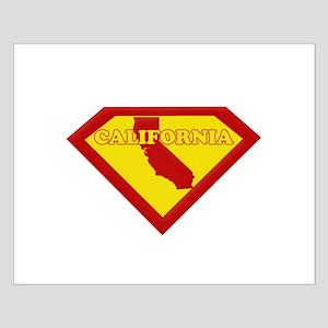 Super Star California Small Poster