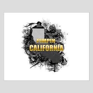 Pimpin' California Small Poster