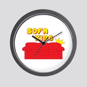 Sofa King Wall Clock