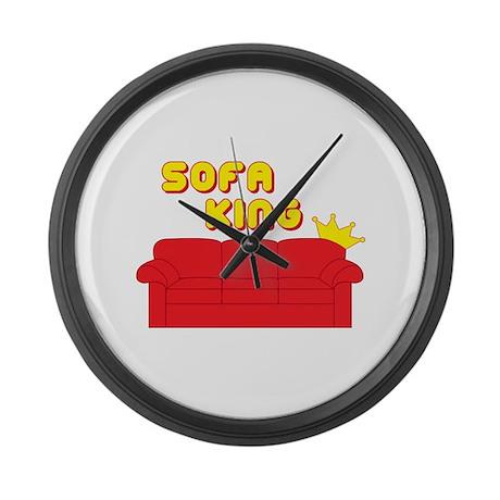 Sofa King Large Wall Clock