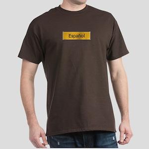 Espanol Dark T-Shirt