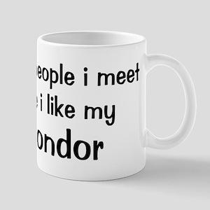 I like my Komondor Mug