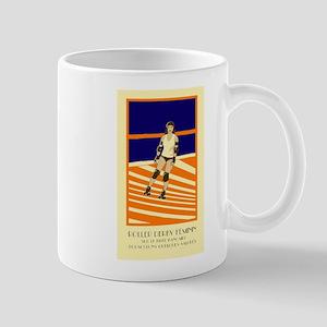 Roller Derby, French Mugs