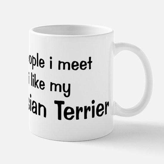 I like my Black Russian Terri Mug