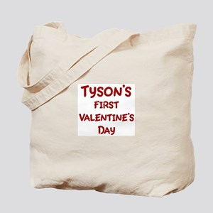 Tysons First Valentines Day Tote Bag