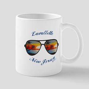 New Jersey - Lavallette Mugs