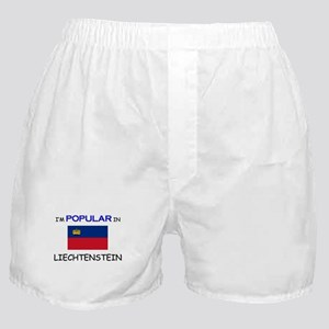I'm Popular In LIECHTENSTEIN Boxer Shorts