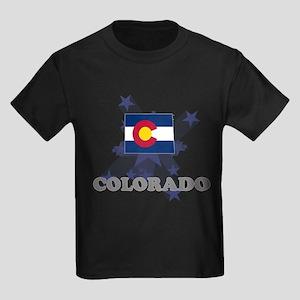 All Star Colorado Kids Dark T-Shirt