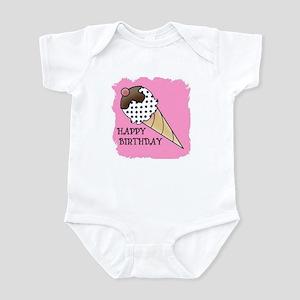 SAY IT WITH ICE CREAM Infant Bodysuit