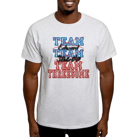 Twilight Saga Funny Team Thre Light T-Shirt