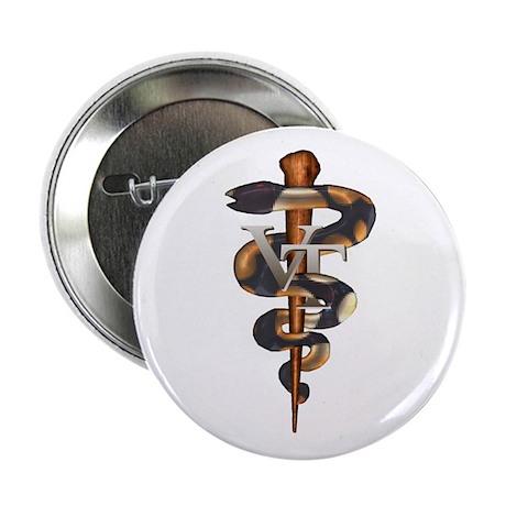 "Veterinary Tech 2.25"" Button (100 pack)"