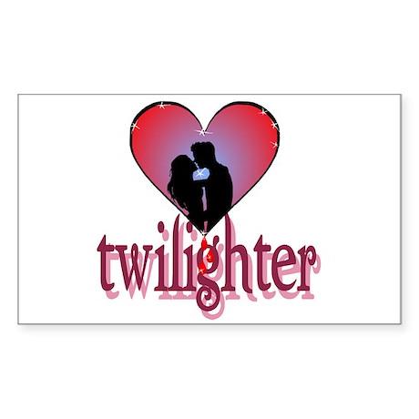 twilighter /RR Rectangle Sticker