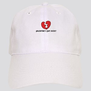 Valentine's Day Sucks Cap