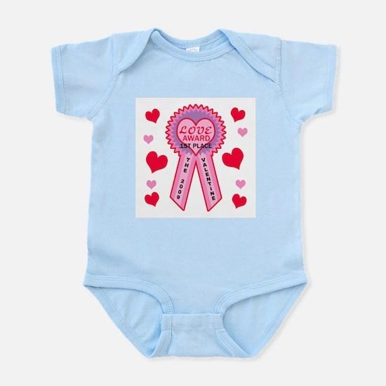 LOVE AWARD Infant Bodysuit
