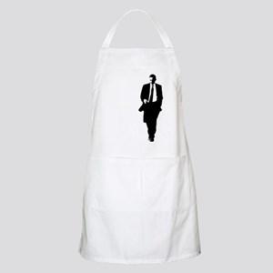 Big Obama Silhouette BBQ Apron