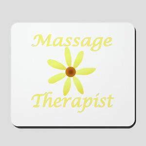 Massage Therapist2 Mousepad