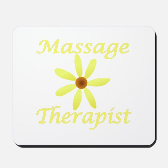 Massage Therapist2 Mousepad