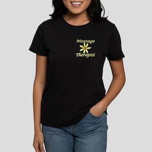 Massage Therapist2 Women's Dark T-Shirt