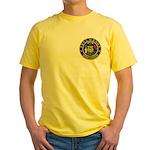 Wisconsin Masons Yellow T-Shirt