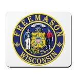Wisconsin Masons Mousepad