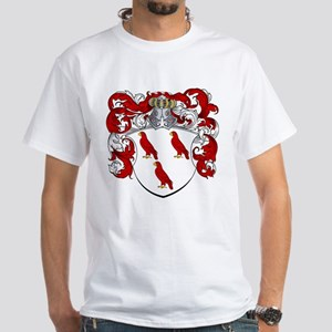 Van Rossum Coat of Arms White T-Shirt