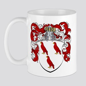 Van Rossum Coat of Arms Mug