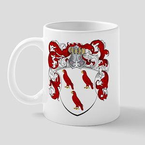 Van Rossum Coat of Arms Mug