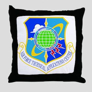 Technical Applications Throw Pillow