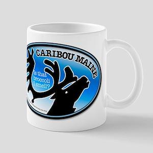 Caribou Broccoli Mug