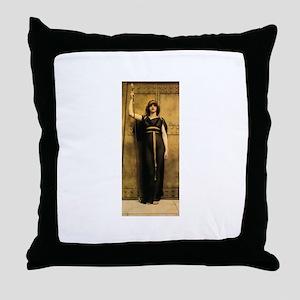 Godward Throw Pillow